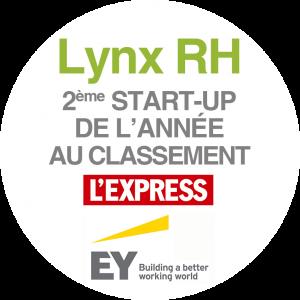 LYNX RH startup année 2015