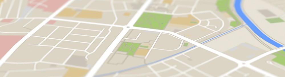 Localisation, map