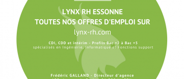 Ouverture agence Lynx RH ESSONNE